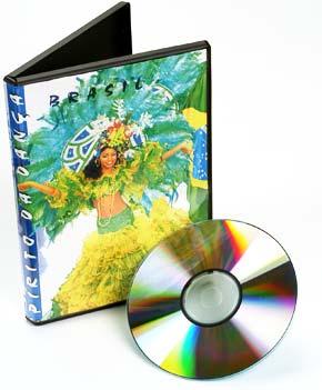DVD verpakking (standaard uitvoering)