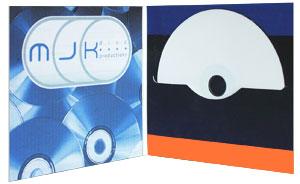 FlexFile CD / DVD verpakking