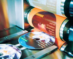 Offset drukken op CD's en DVD's